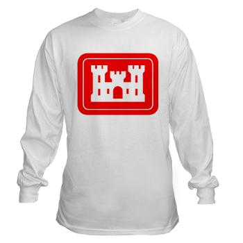 USACE - A01 - 03 - U.S. Army Corps of Engineers (USACE) - Long Sleeve T-Shirt