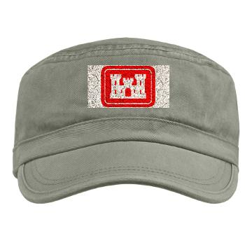 USACE - A01 - 01 - U.S. Army Corps of Engineers (USACE) - Military Cap