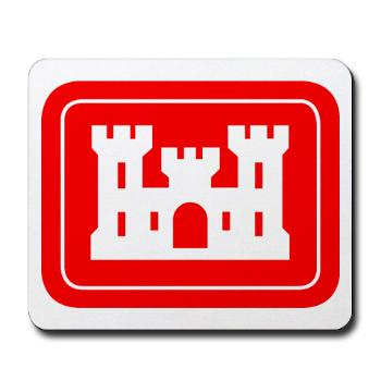 USACE - M01 - 03 - U.S. Army Corps of Engineers (USACE) - Mousepad