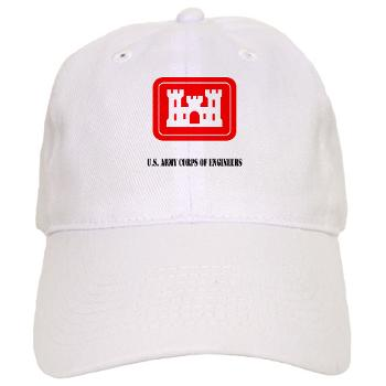 USACE - A01 - 01 - U.S. Army Corps of Engineers (USACE) with Text - Cap
