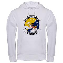 USAF610SS - A01 - 03 - DUI - 610th Security Force Squadron - Hooded Sweatshirt