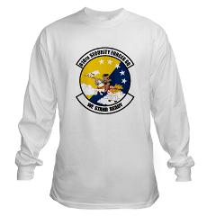 USAF610SS - A01 - 03 - DUI - 610th Security Force Squadron - Long Sleeve T-Shirt