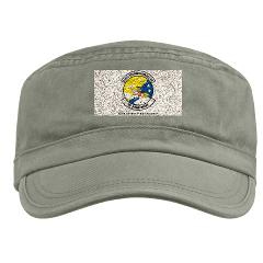 USAF610SS - A01 - 01 - DUI - 610th Security Force Squadron with Text - Military Cap