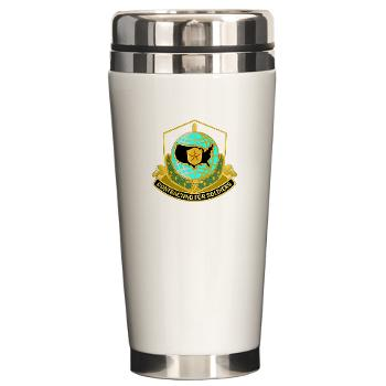 USAMI - M01 - 03 - DUI - USA Mission and Installation Contracting Cmd - Ceramic Travel Mug