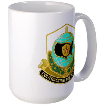 USAMI - M01 - 03 - DUI - USA Mission and Installation Contracting Cmd - Large Mug