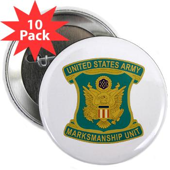 "USAPT - M01 - 01 - SSI - U.S. Army Parachute Team (Golden Knights) 2.25"" Button (10 pack)"