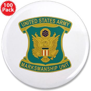 "USAPT - M01 - 01 - SSI - U.S. Army Parachute Team (Golden Knights) 3.5"" Button (100 pack)"