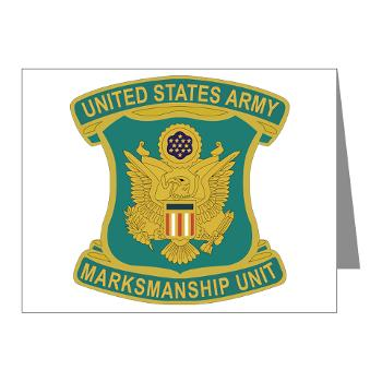 USAPT - M01 - 02 - SSI - U.S. Army Parachute Team (Golden Knights) Note Cards (Pk of 20)