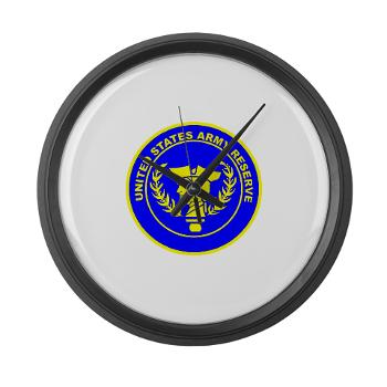 USAR - M01 - 03 - United States Army Reserve - Large Wall Clock