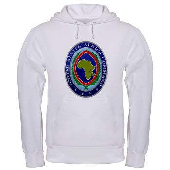 AFRICOM - A01 - 03 - United States Africa Command - Hooded Sweatshirt