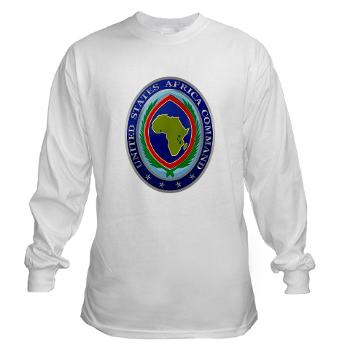 AFRICOM - A01 - 03 - United States Africa Command - Long Sleeve T-Shirt