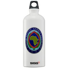 AFRICOM - M01 - 03 - United States Africa Command - Sigg Water Bottle 1.0L