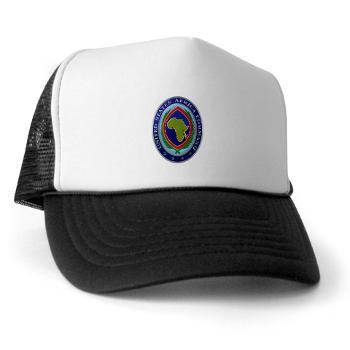 AFRICOM - A01 - 02 - United States Africa Command - Trucker Hat