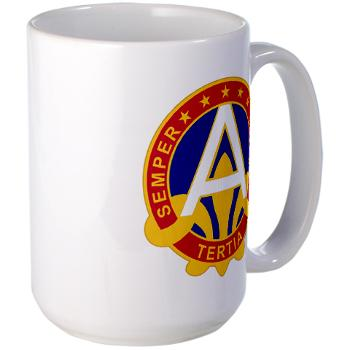 USARCENT - M01 - 03 - U.S. Army Central (USARCENT) - Large Mug