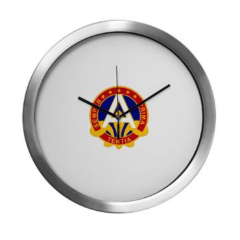 USARCENT - M01 - 03 - U.S. Army Central (USARCENT) - Modern Wall Clock