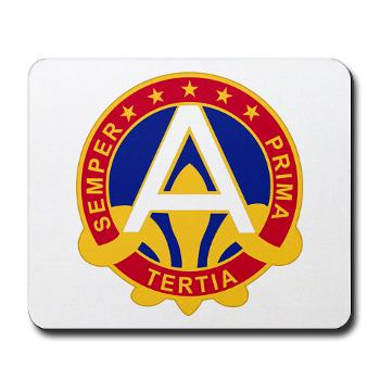 USARCENT - M01 - 03 - U.S. Army Central (USARCENT) - Mousepad