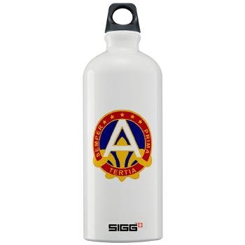 USARCENT - M01 - 03 - U.S. Army Central (USARCENT) - Sigg Water Bottle 1.0L