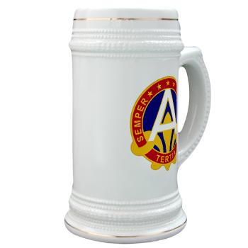 USARCENT - M01 - 03 - U.S. Army Central (USARCENT) - Stein