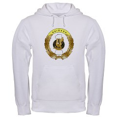 USAREC1RB - A01 - 03 - 1st Recruiting Brigade Hooded Sweatshirt