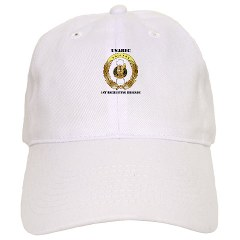 USAREC1RB - A01 - 01 - 1st Recruiting Brigade with Text Cap