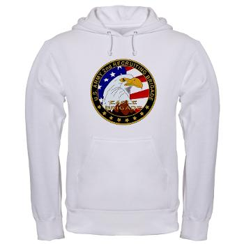 USAREC2RB - A01 - 03 - 2nd Recruiting Brigade Hooded Sweatshirt