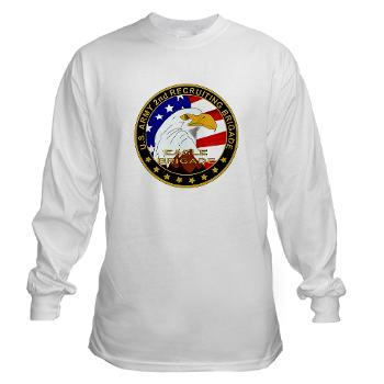 USAREC2RB - A01 - 03 - 2nd Recruiting Brigade Long Sleeve T-Shirt