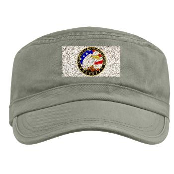 USAREC2RB - A01 - 01 - 2nd Recruiting Brigade Military Cap