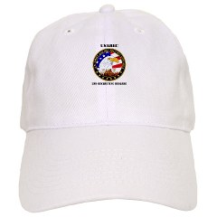 USAREC2RB - A01 - 01 - 2nd Recruiting Brigade with Text Cap