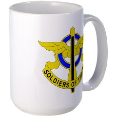 USAREC5RB - M01 - 03 - 5th Recruiting Brigade Large Mug