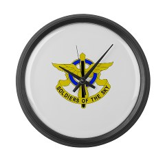 USAREC5RB - M01 - 03 - 5th Recruiting Brigade Large Wall Clock