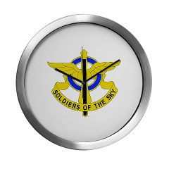 USAREC5RB - M01 - 03 - 5th Recruiting Brigade Modern Wall Clock