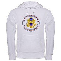 USAREC5RB - A01 - 03 - 5th Recruiting Brigade Hooded Sweatshirt