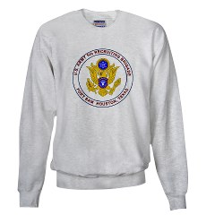 USAREC5RB - A01 - 03 - 5th Recruiting Brigade Sweatshirt