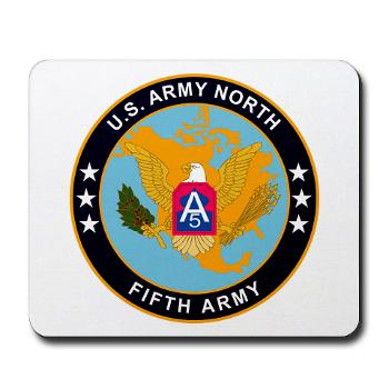 USARNORTH - M01 - 03 - U.S. Army North (USARNORTH) - Mousepad