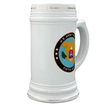 USARNORTH - M01 - 03 - U.S. Army North (USARNORTH) - Stein