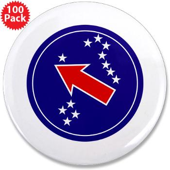 "USARPAC - M01 - 01 - SSI - U.S. Army Pacific (USARPAC) - 3.5"" Button (100 pack)"