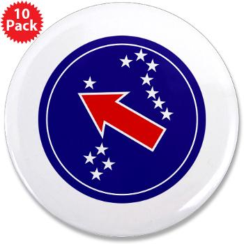 "USARPAC - M01 - 01 - SSI - U.S. Army Pacific (USARPAC) - 3.5"" Button (10 pack)"