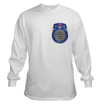 USASAC - A01 - 04 - U.S. Army Security Assistance Command - Long Sleeve T-Shirt