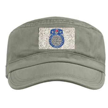 USASAC - A01 - 04 - U.S. Army Security Assistance Command - Military Cap