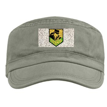 USF - A01 - 01 - SSI - ROTC - University of San Francisco - Military Cap
