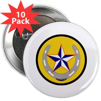 "UTA - M01 - 01 - SSI - ROTC - University of Texas at Arlington - 2.25"" Button (10 pack)"