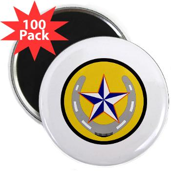 "UTA - M01 - 01 - SSI - ROTC - University of Texas at Arlington - 2.25"" Magnet (10 pack)"