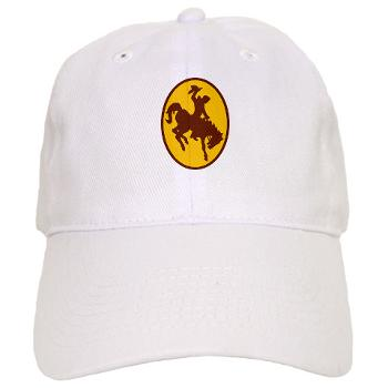 UW - A01 - 01 - SSI - ROTC - University of Wyoming - Cap