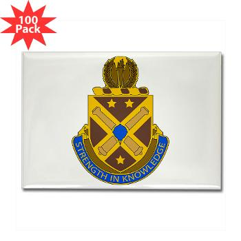 WOCCS - M01 - 01 - DUI - Warrant Office Career Center - Student Rectangle Magnet (100 pack)