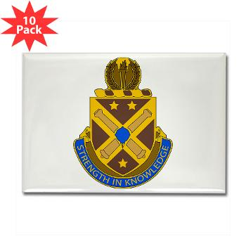 WOCCS - M01 - 01 - DUI - Warrant Office Career Center - Student Rectangle Magnet (10 pack)