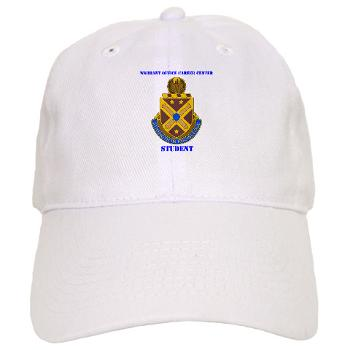 WOCCS - A01 - 01 - DUI - Warrant Office Career Center - Student with text Cap