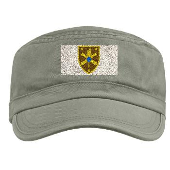 WOCCS - A01 - 01 - SSI - Warrant Office Career Center - Student Military Cap