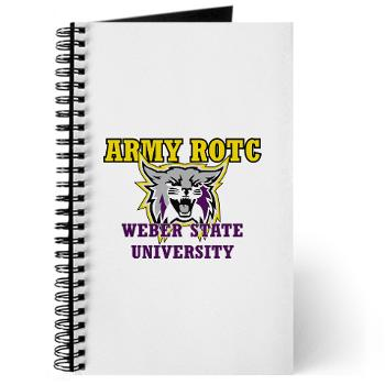 WSUROTC - M01 - 02 - Weber State University - ROTC - Journal