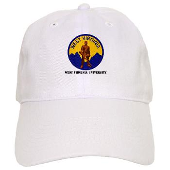 WVU - A01 - 01 - SSI - ROTC - West Virginia University with Text - Cap