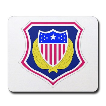ags - M01 - 03 - DUI - Adjutant General School Mousepad
